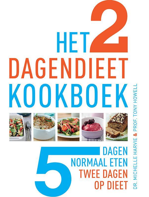 Het 2 dagendieet kookboek