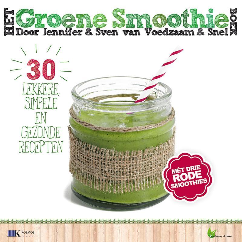 Het groene smoothieboek