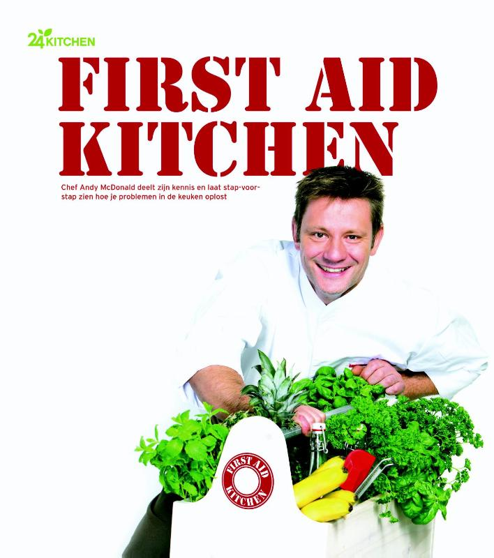 First aid kitchen