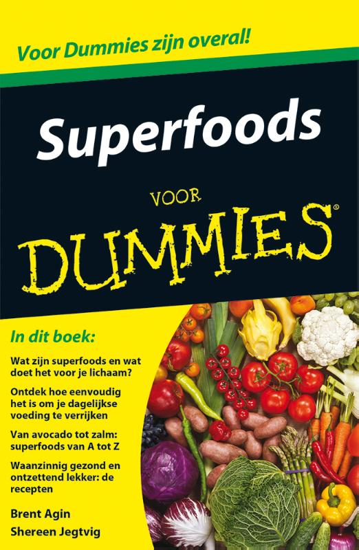 Superfoods voor Dummies