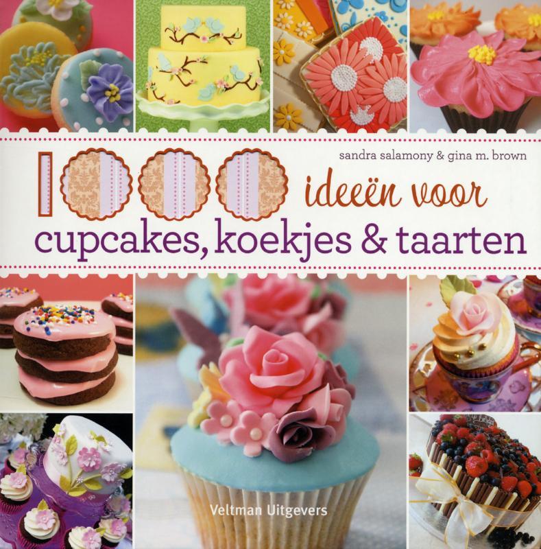 1000 ideeen voor cupcakes koekjes en taarten