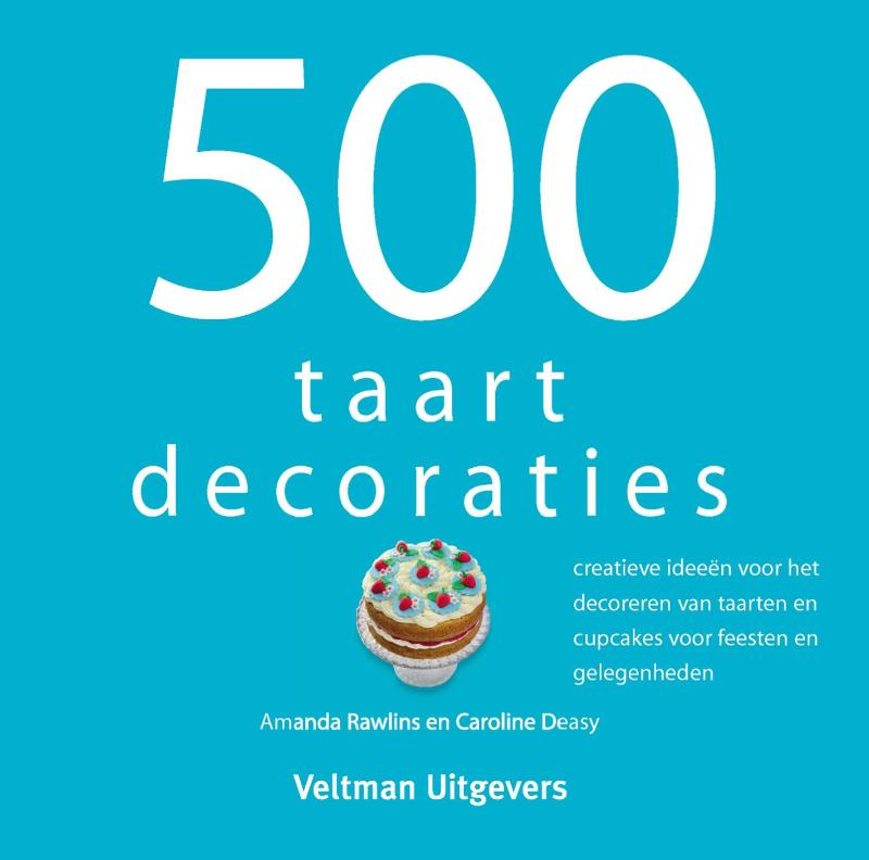 500 taartdecoraties