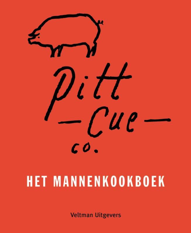 Het Pitt Cue co. Het mannenkookboek
