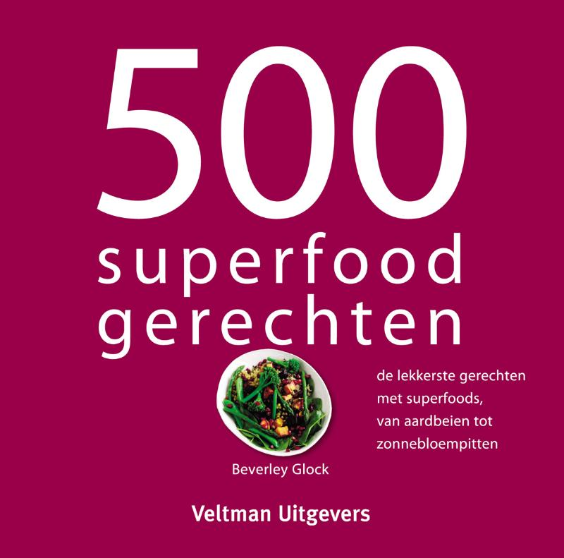 500 superfood gerechten