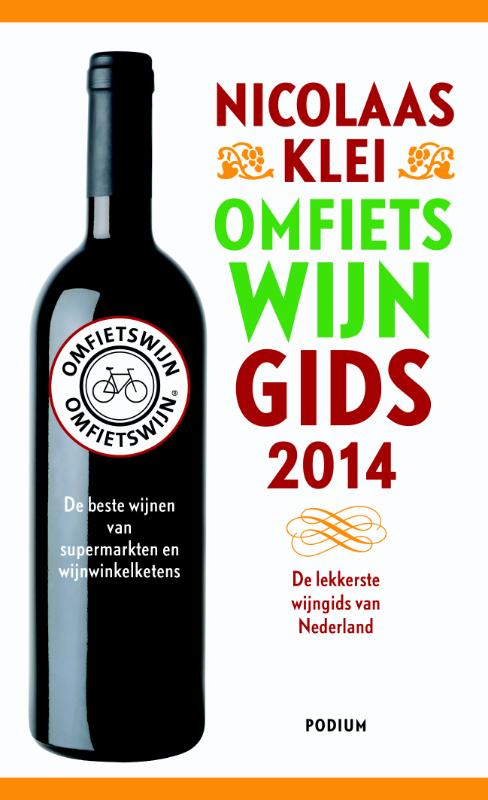 Omfietswijngids  2014