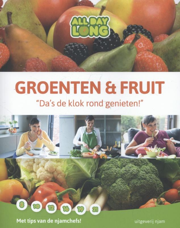 All day long – groenten en fruit
