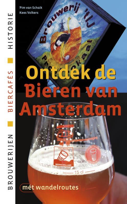 Ontdek de bieren van Amsterdam