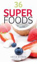36 Superfoods