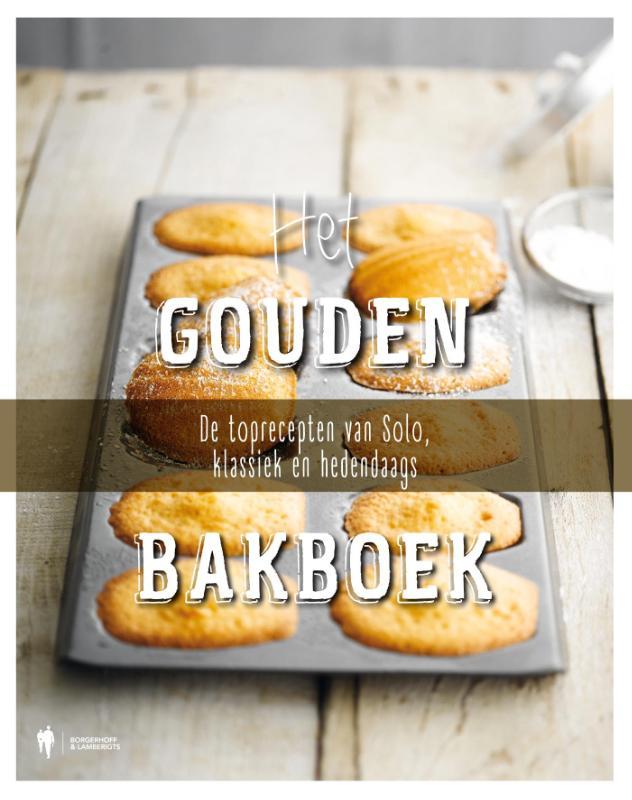 Het gouden bakboek