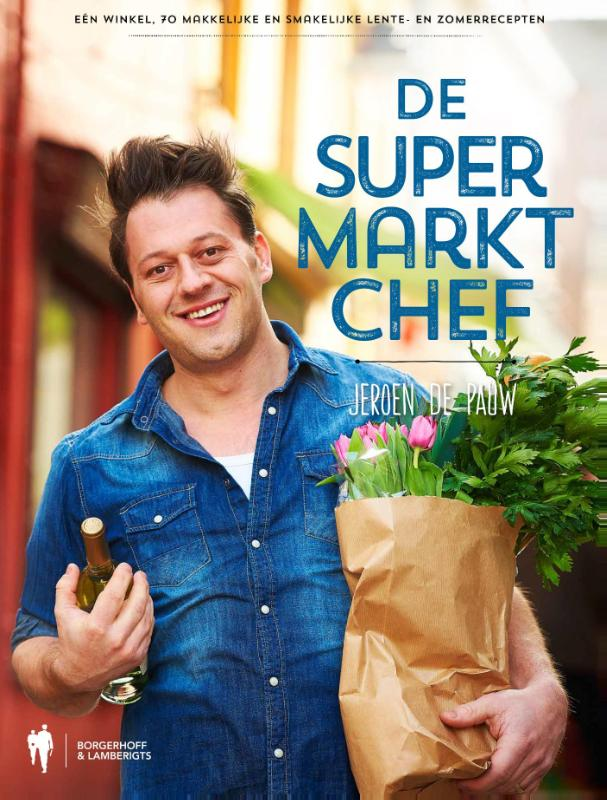 De supermarkt chef