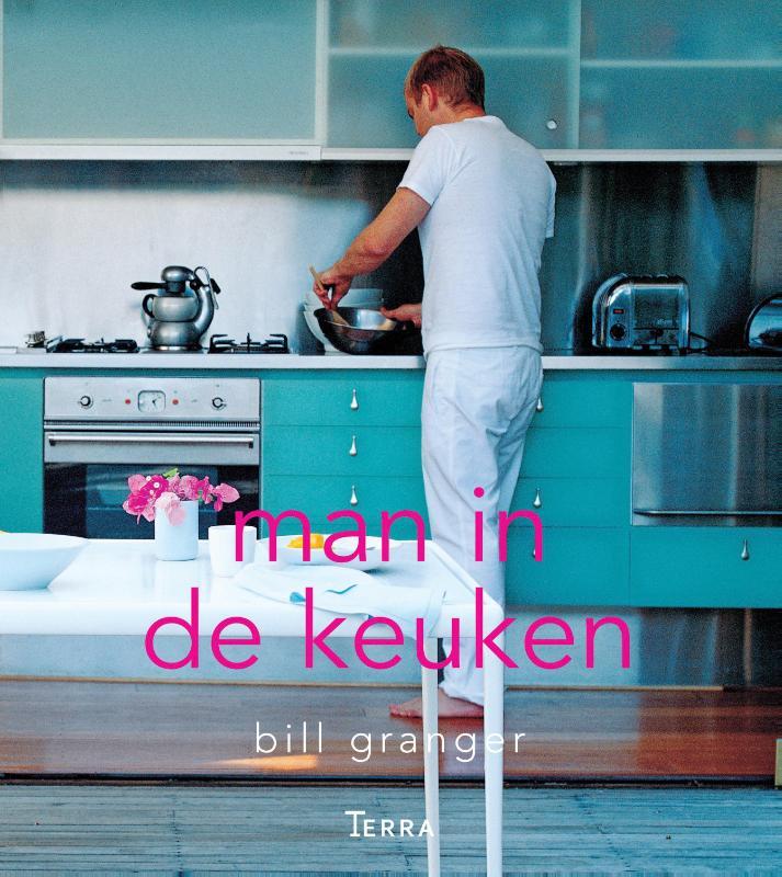 Man in de keuken