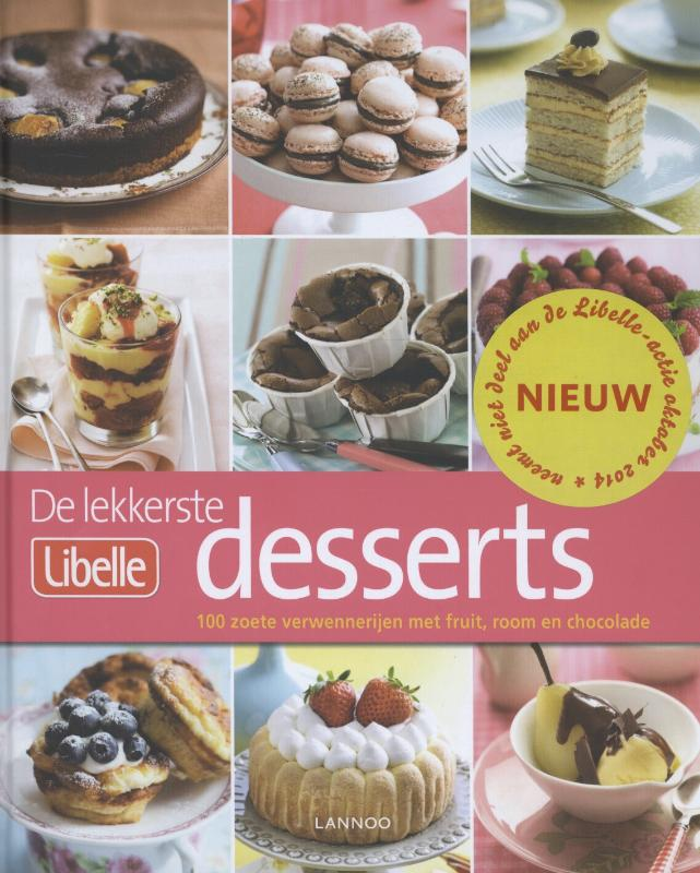De lekkerste Libelle desserts