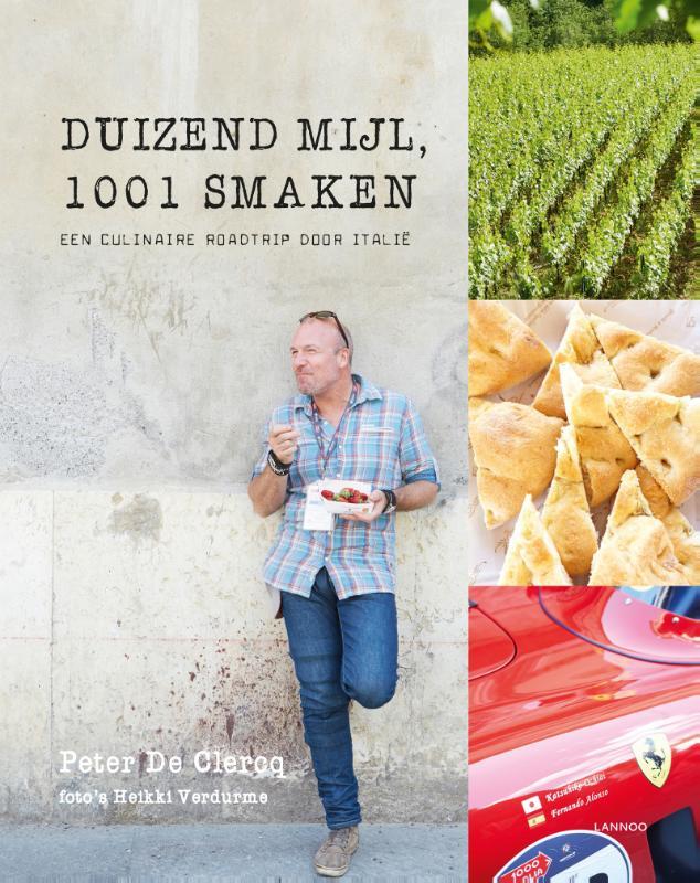 Duizend mijl, 1001 smaken