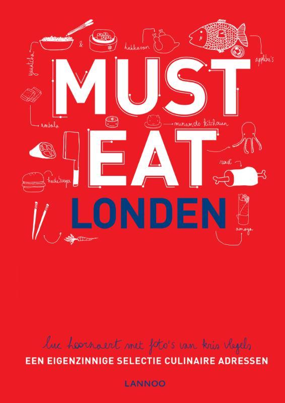 Must Eat Londen – Nederlandse versie