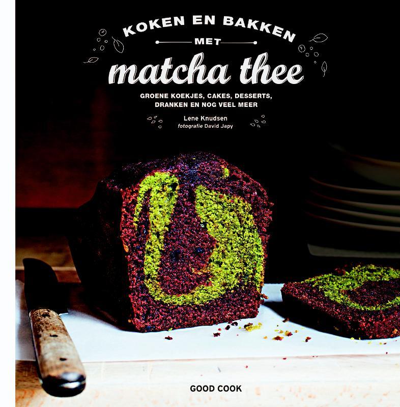 Koken en bakken met matcha thee