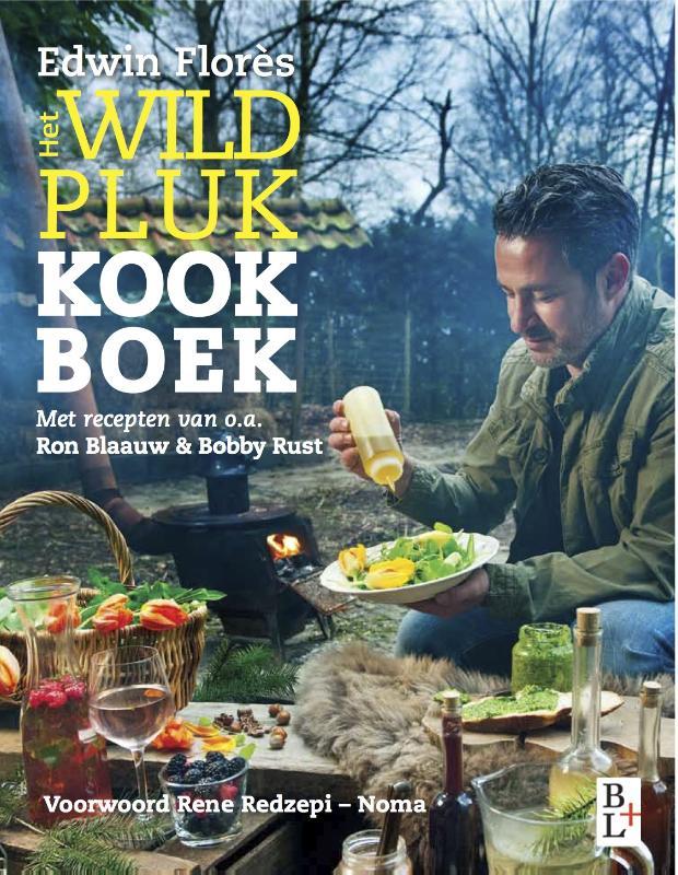 Het wildpluk kookboek