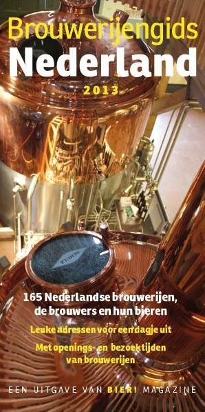 Brouwerijengids Nederland 2013
