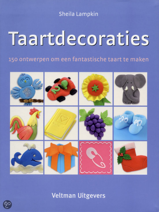 Taartdecoraties