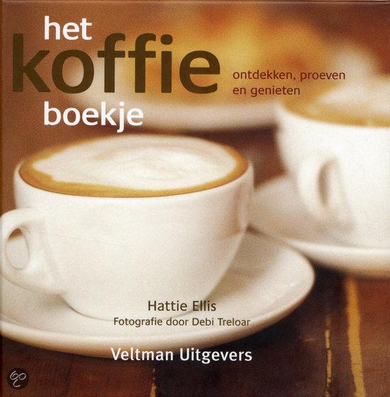 Het Koffie boekje