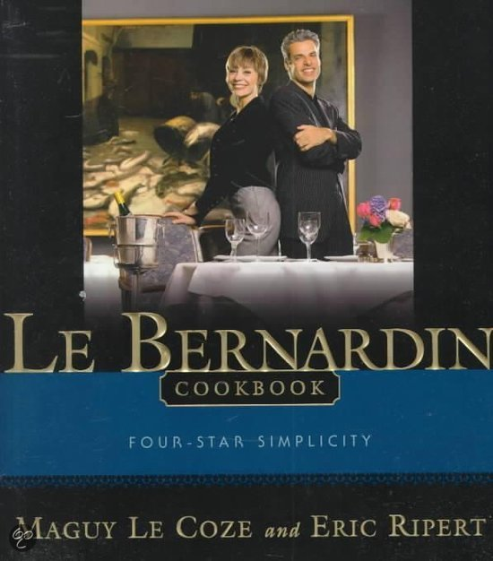 Le Bernardin Cookbook