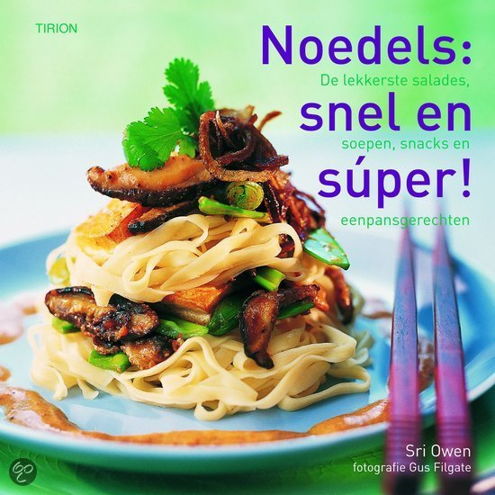 Noedels: snel en super