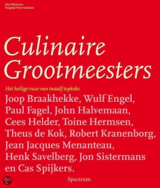 De Culinaire Grootmeesters