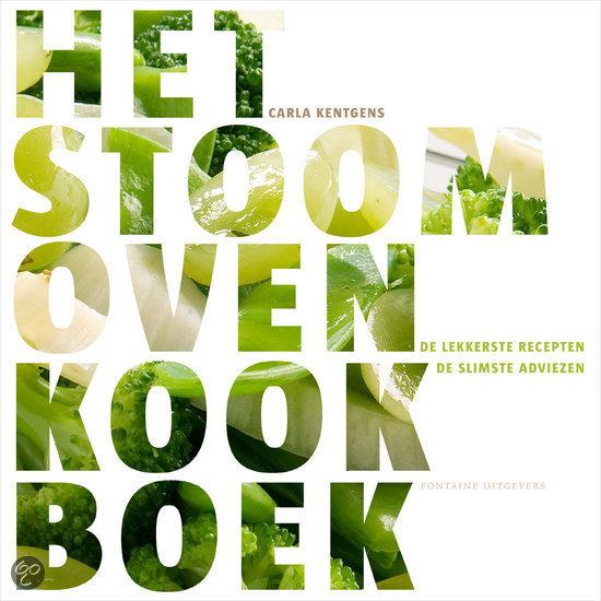 Het stoomoven kookboek