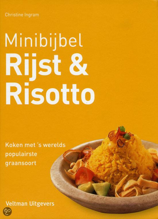 Minibijbel Rijst & Risotto