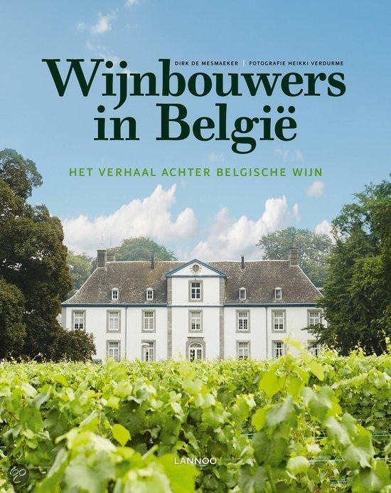 Wijnbouwers in België