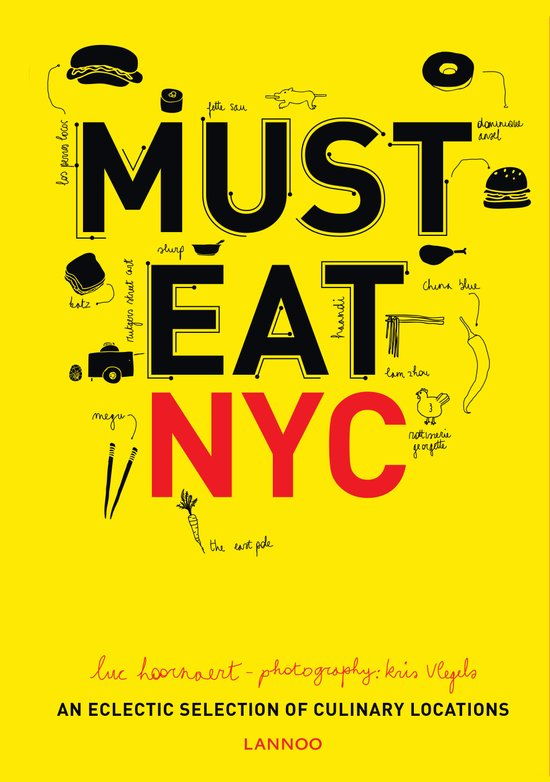 Must Eat NYC – English version