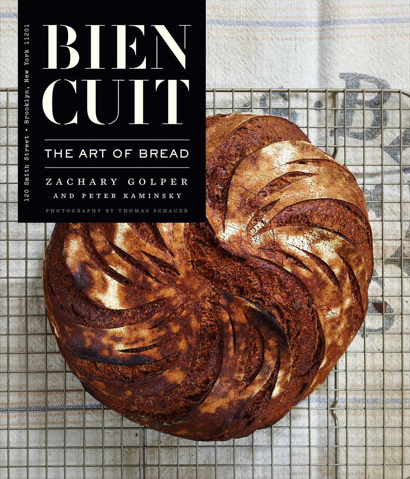 Bien Cuit. The art of bread