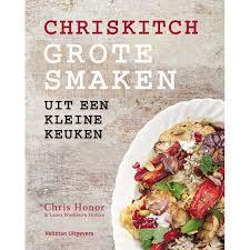 Chriskitch. Grote smaken uit een kleine keuken