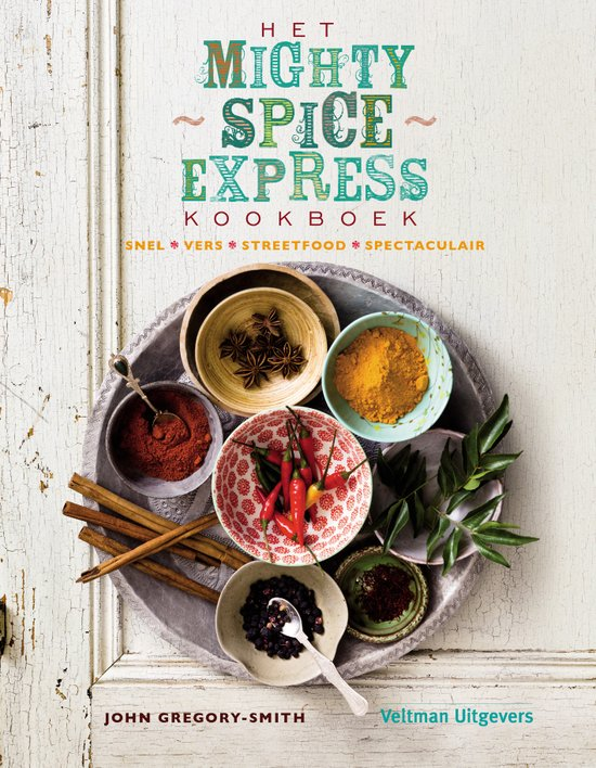 Het mighty spice express kookboek
