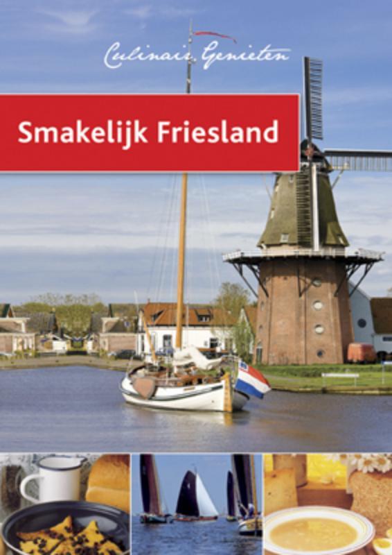 Smakelijk Friesland (set van 5)