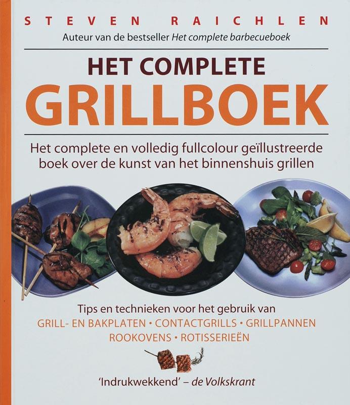 Het Complete grillboek