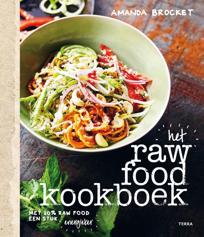 Het raw food kookboek