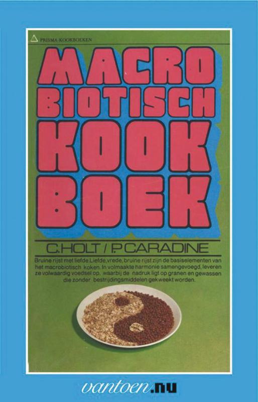 Macrobiotisch kookboek