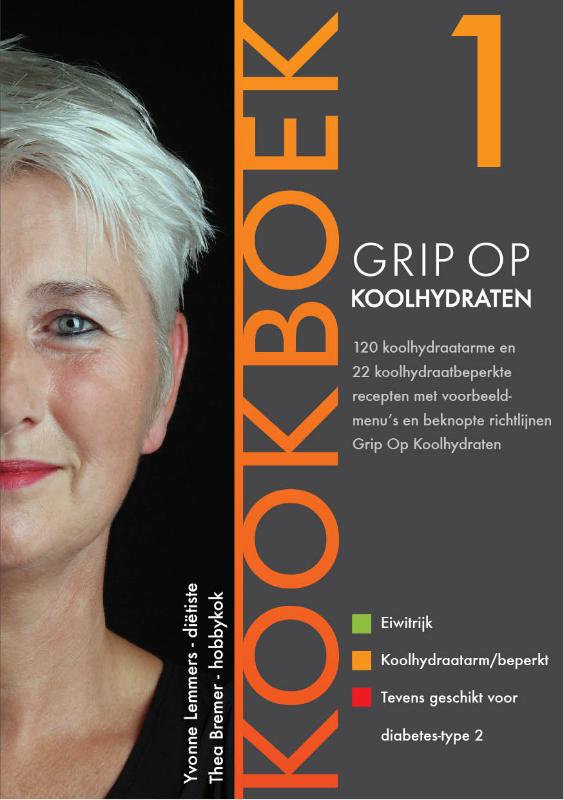 Grip op Koolhydraten Kookboek