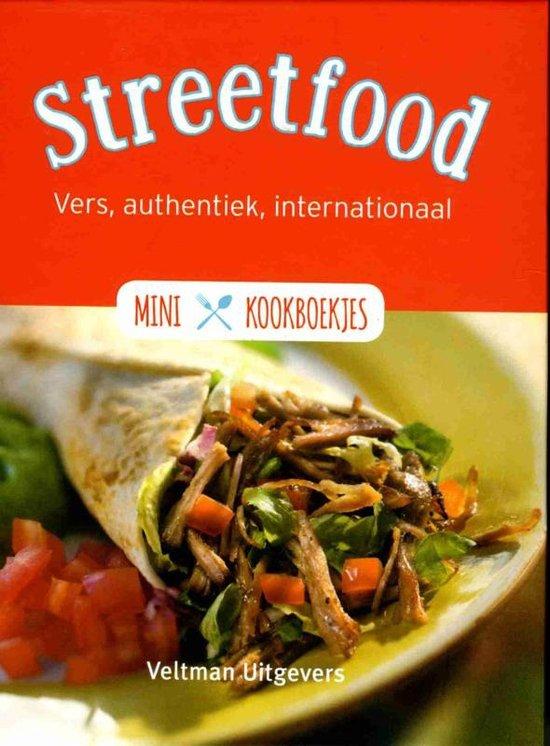 Mini-Kookboekje Streetfood