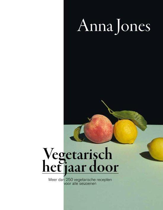 Anna Jones Vegetarisch het jaar door.