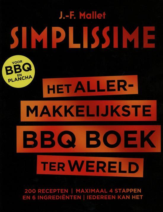 Allermakkelijkste BBQ boek ter wereld