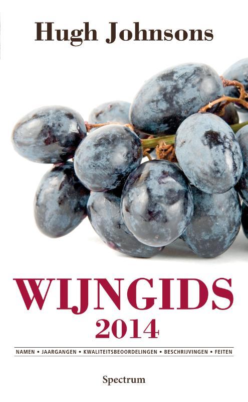 Hugh Johnsons wijngids  2014