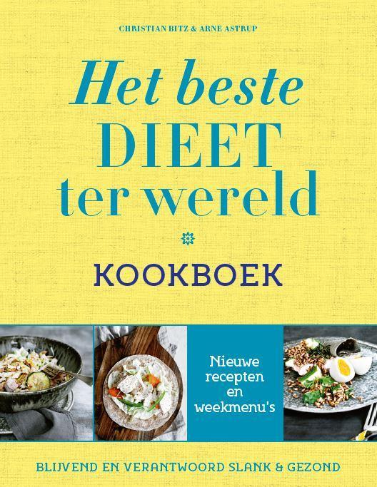 Het beste dieet ter wereld kookboek