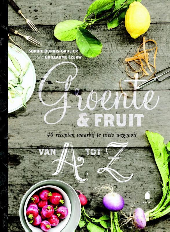 Groente en fruit van A tot Z