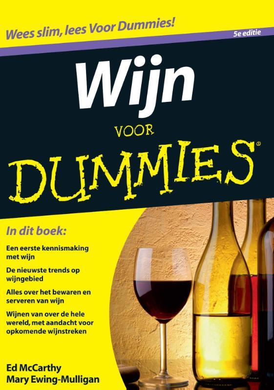 Wijn voor Dummies