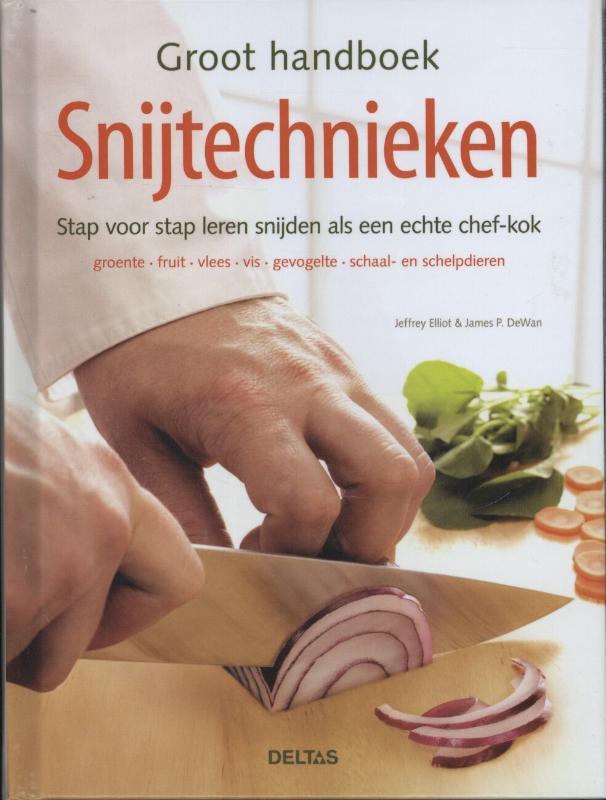 Groot handboek snijtechnieken