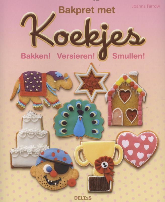 Bakpret met koekjes