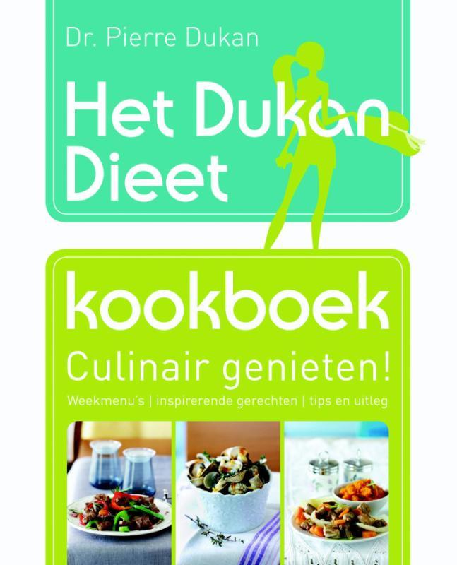 Het Dukan dieet kookboek