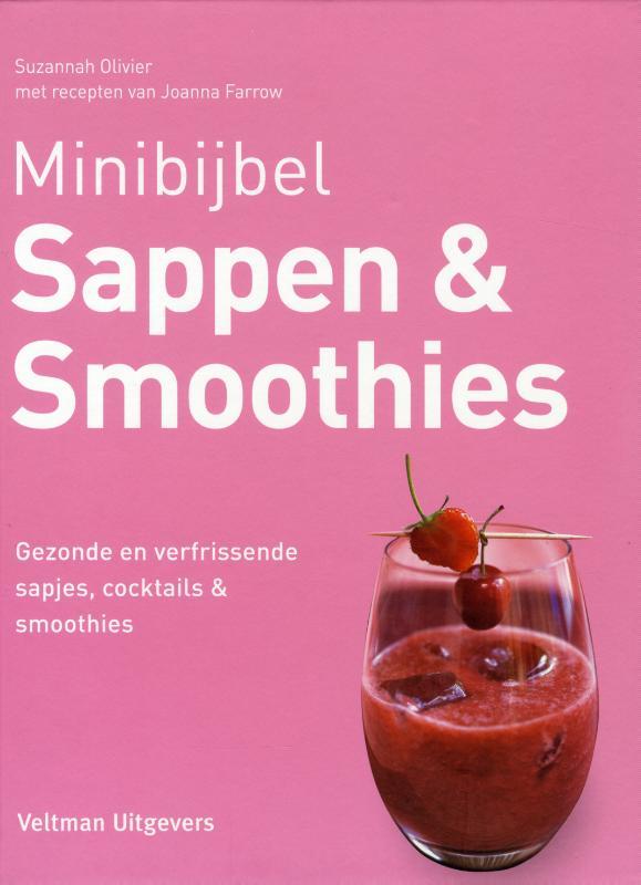 Minibijbel sappen en smoothies