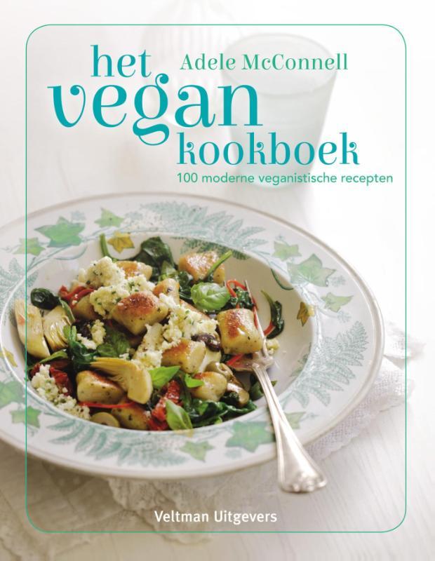 Het vegan kookboek